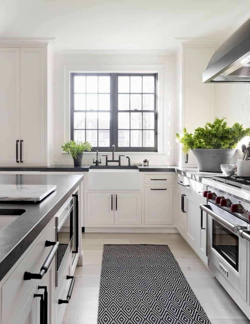 90 Elegant White Kitchen Cabinet Design Ideas