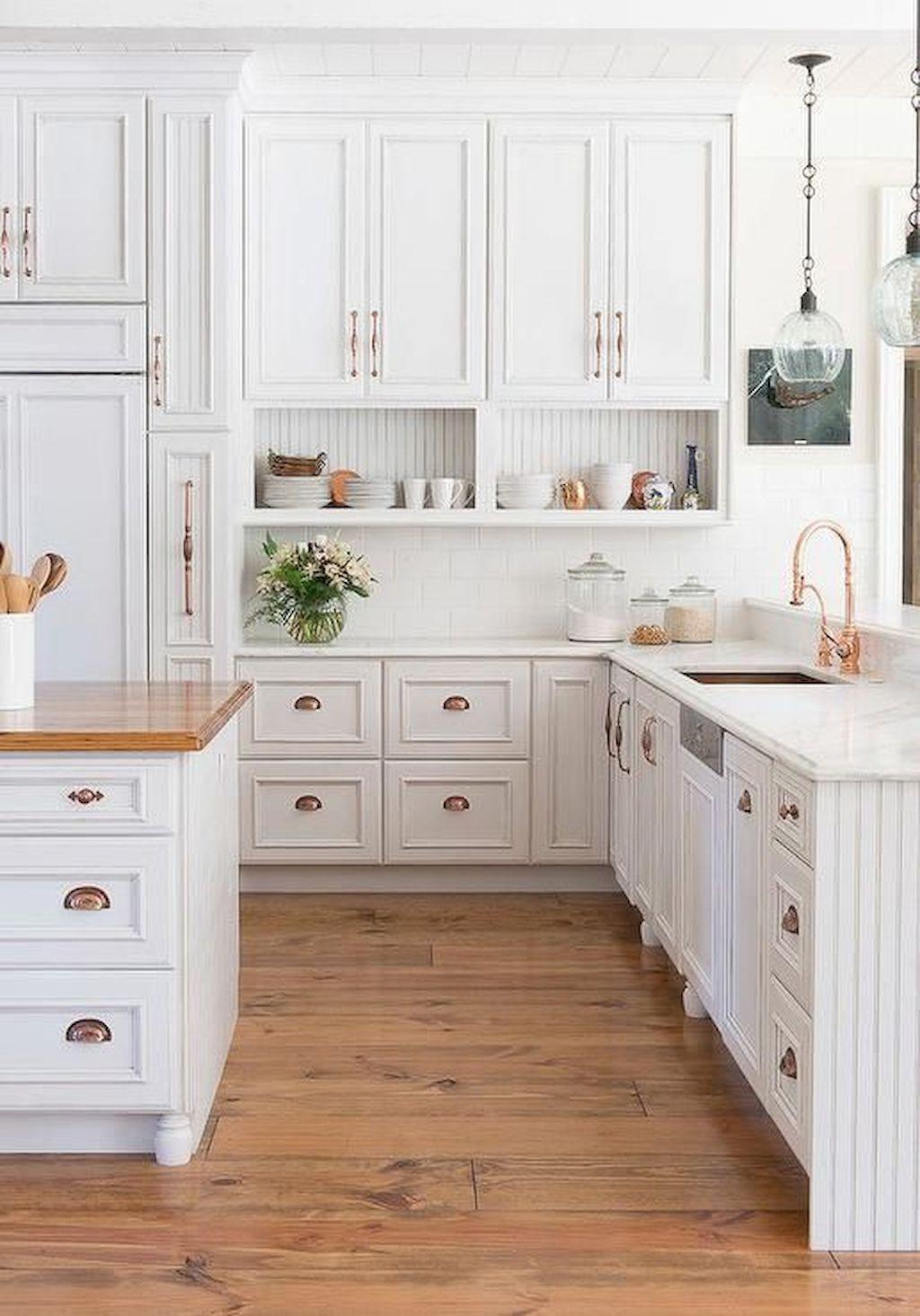 90 Elegant White Kitchen Cabinet Design Ideas Page 91 Of 91
