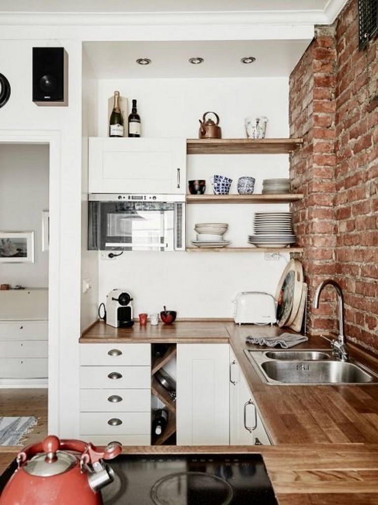 28 Small Kitchen Design Ideas: 28+ Best Small Kitchen Ideas And Designs For 2018